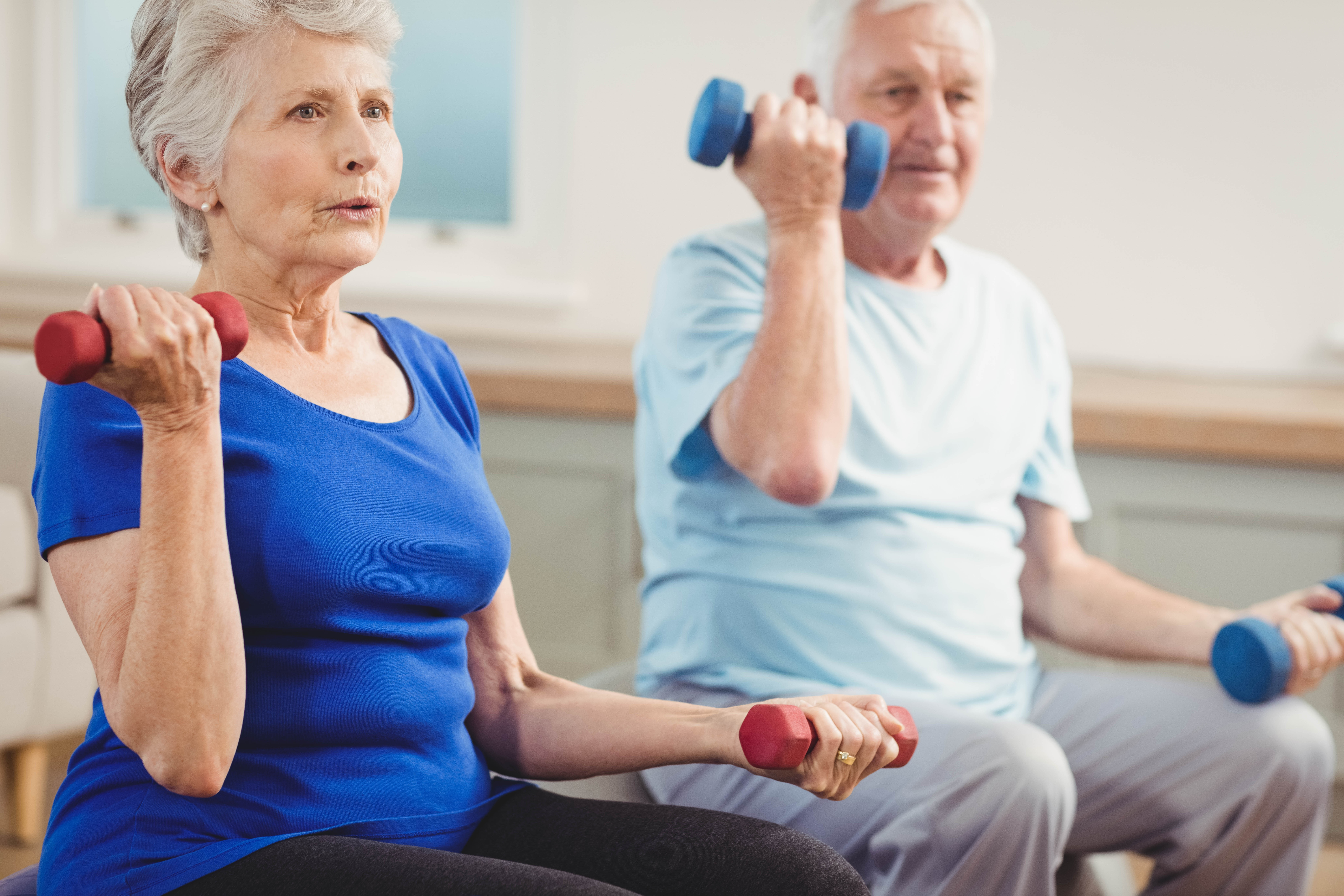 Get Fit With Your Library: Senior Fitness Saturday