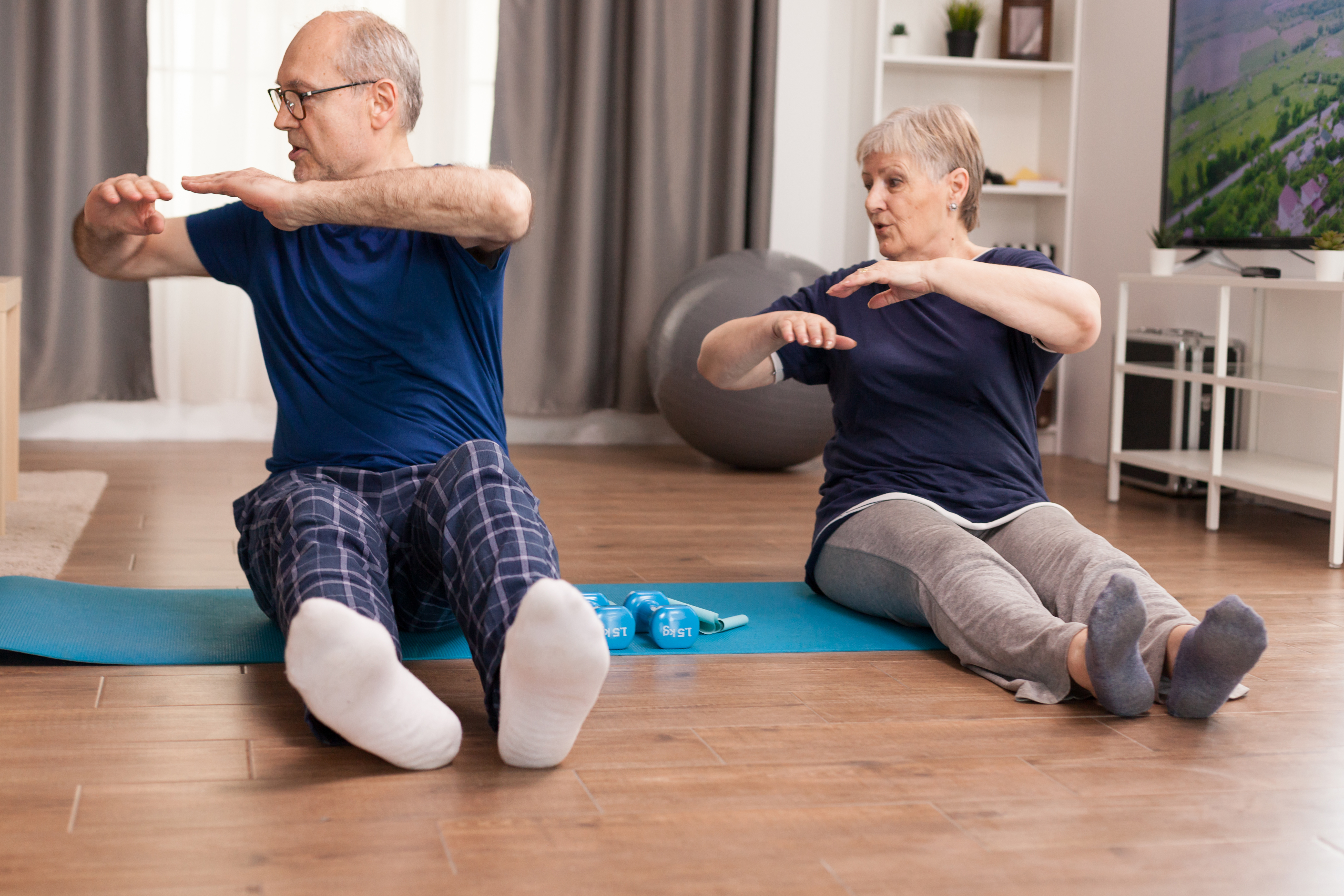 Get Fit With Your Library: Balance & Stability for Seniors