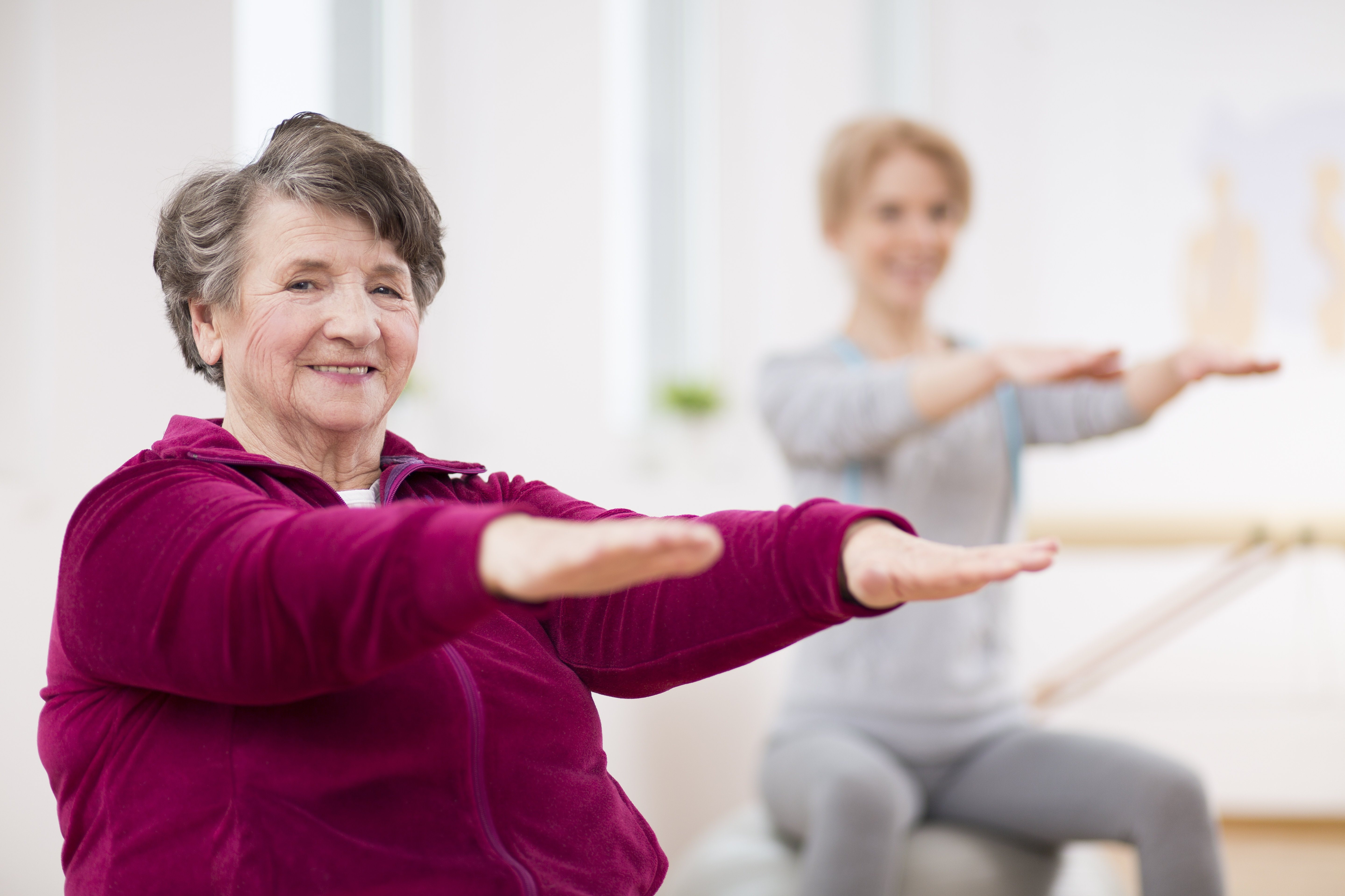 Get Fit With Your Library: Arthritis and Joint Mobility