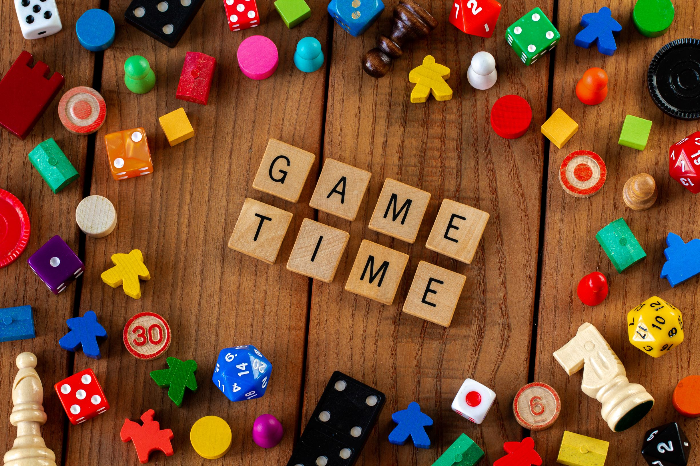 Online Games: Game Potpourri!