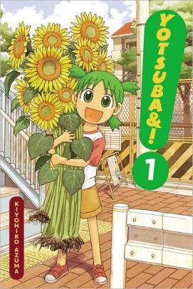 Kids Graphic Novel Book Club: Yotsuba&!