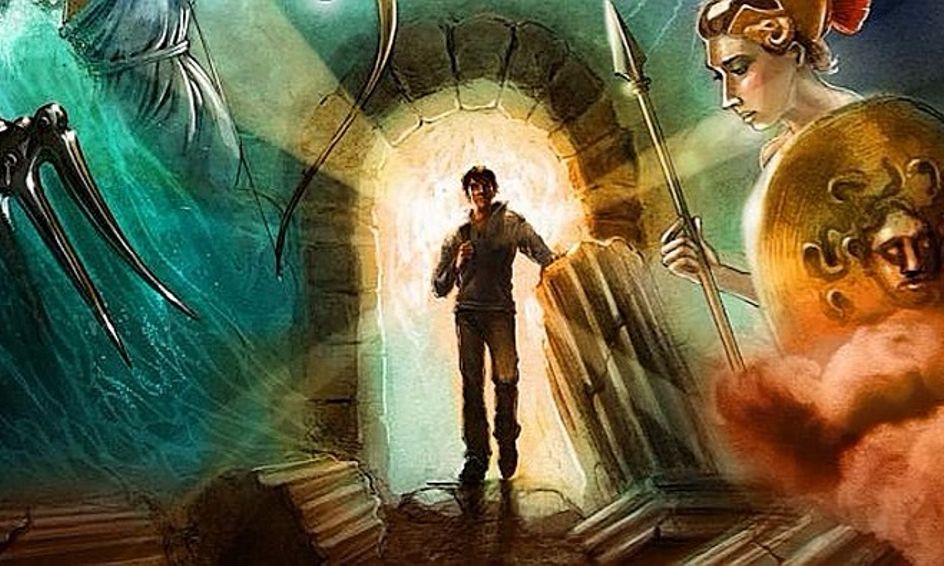 Virtual Percy Jackson Book Club