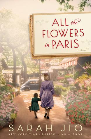 Evening Book Discussion ALL THE FLOWERS IN PARIS by Sarah Jio