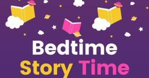 Zoom Bedtime Storytime