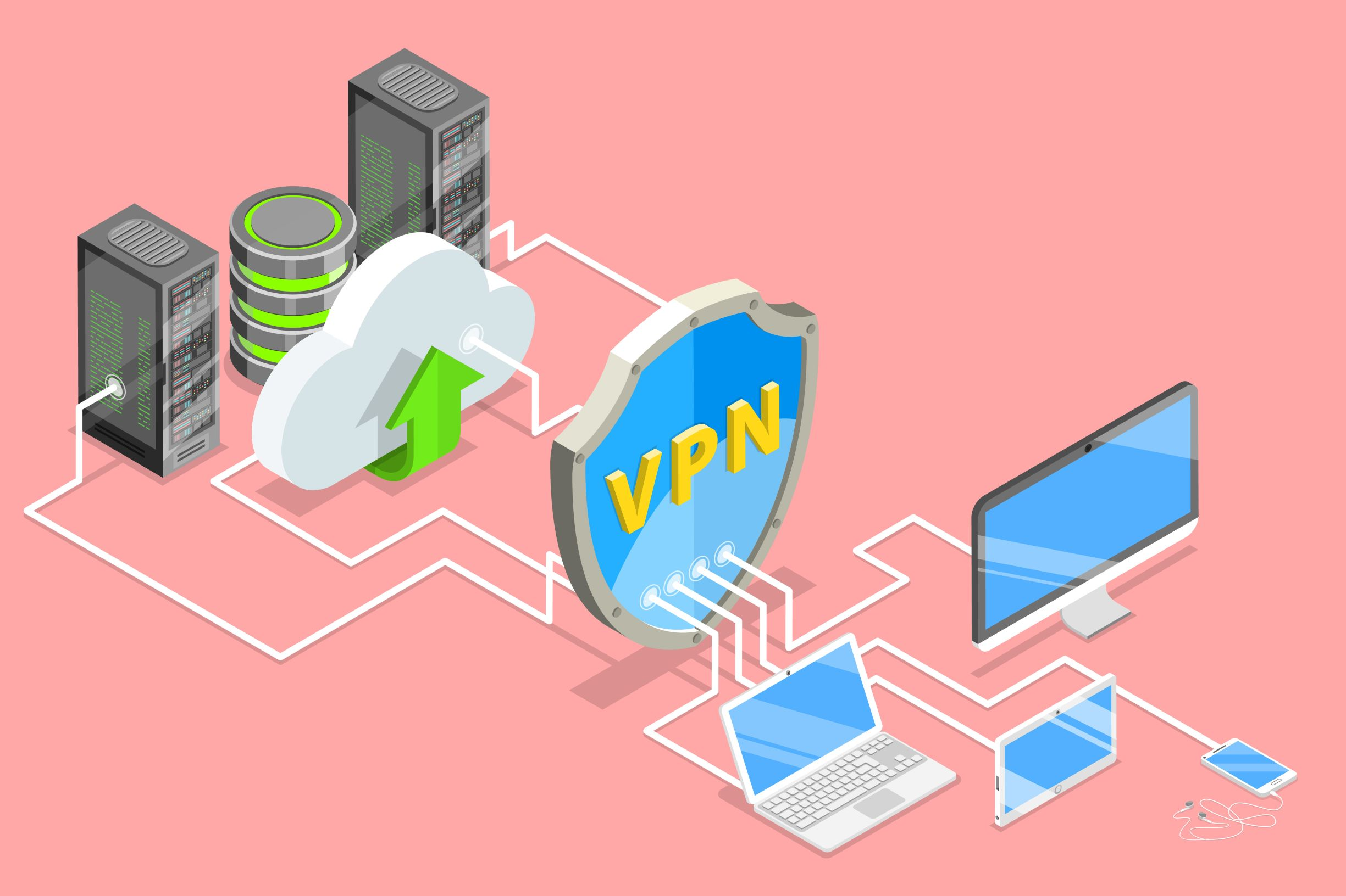 First Friday Tech Chat: VPNs (Virtual Private Networks)