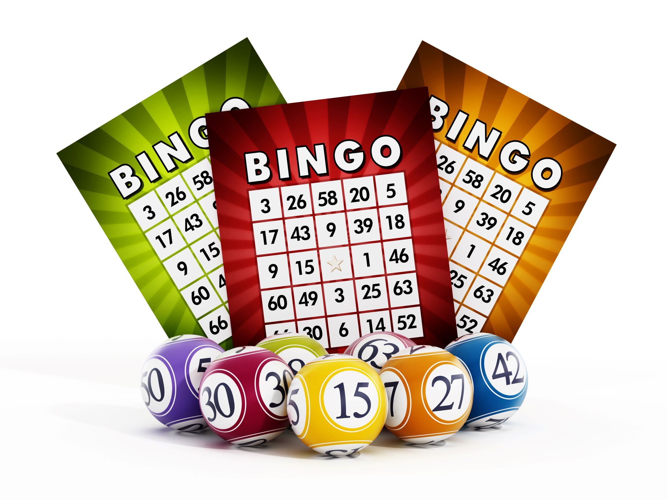 Online Games: First Friday Family Bingo!
