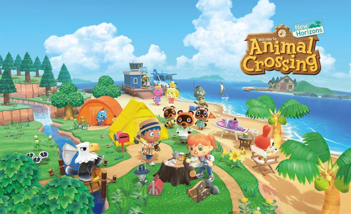 Animal Crossing Kids