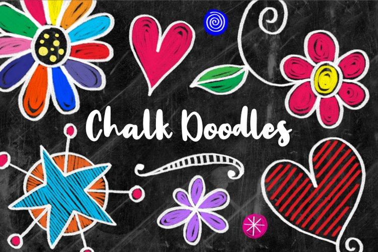 Kids Graphic Novel Book Club: Chalk Doodles