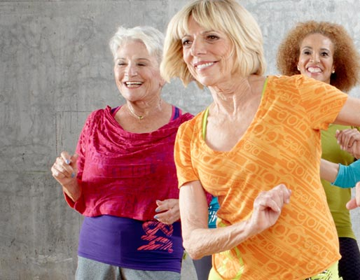 Get Fit With Your Library: Zumba Gold Toning