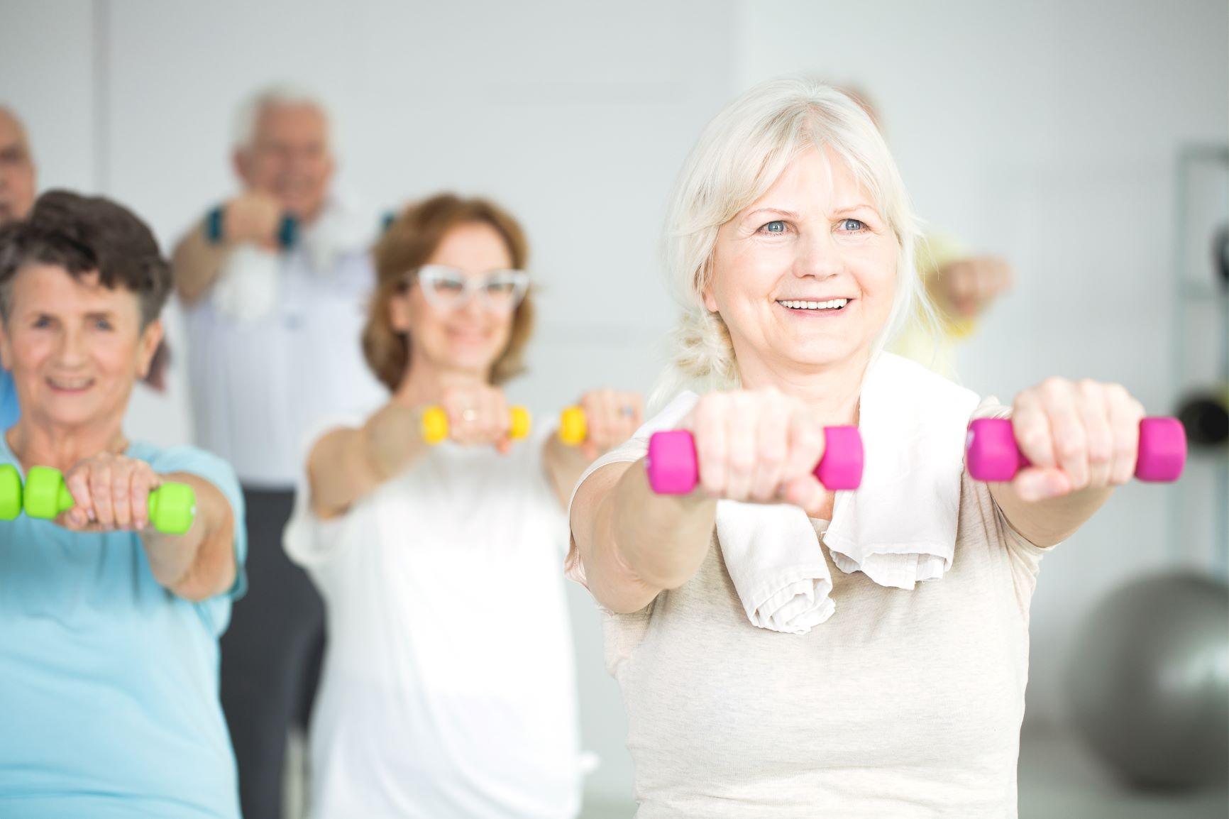 Get Fit With Your Library: Senior Fitness