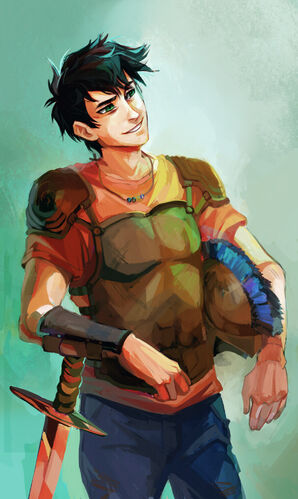 Virtual Percy Jackson Book Club: Trivia and Would You Rather