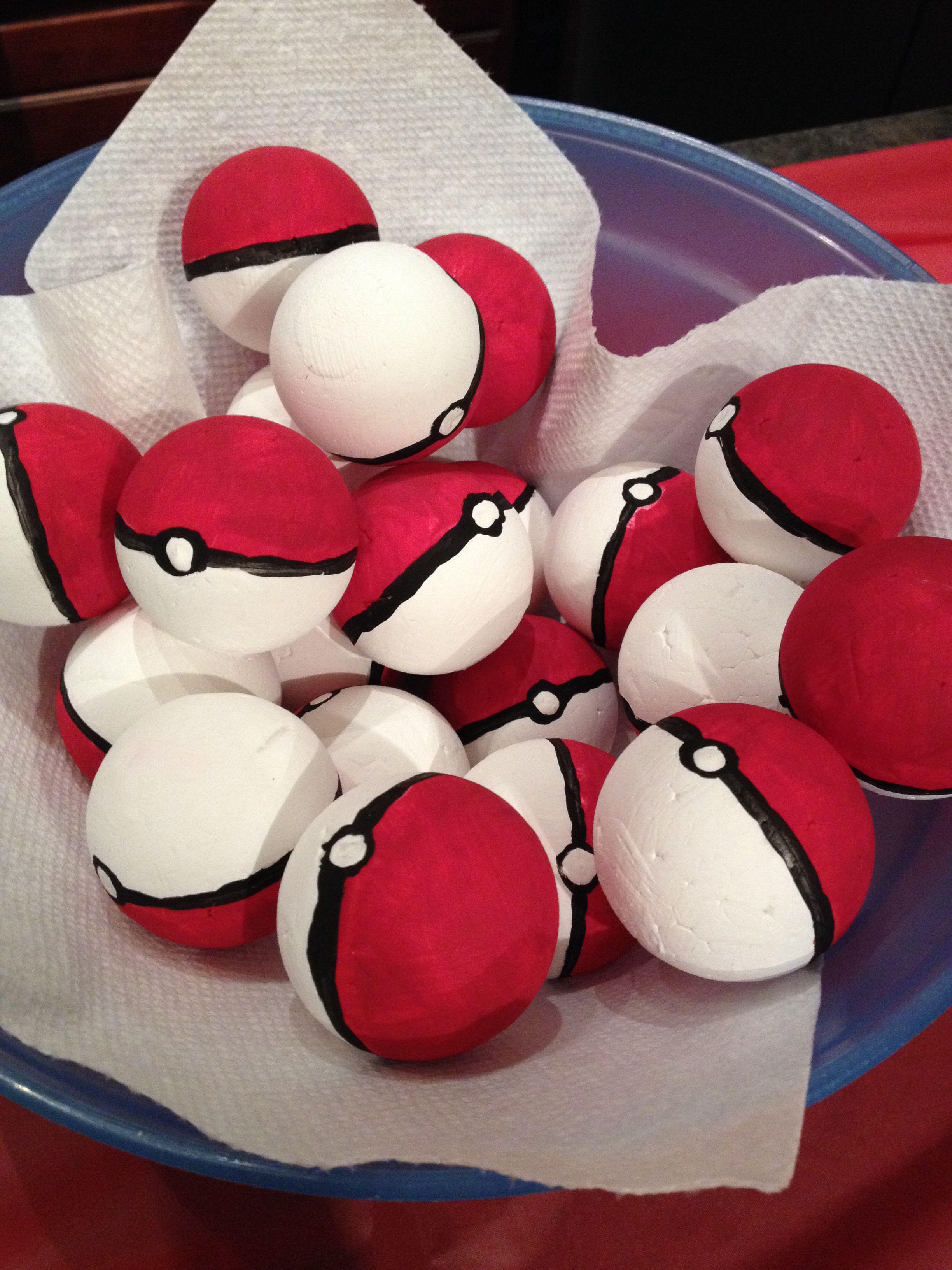 Virtual Pokémon Club: Pokeball Craft