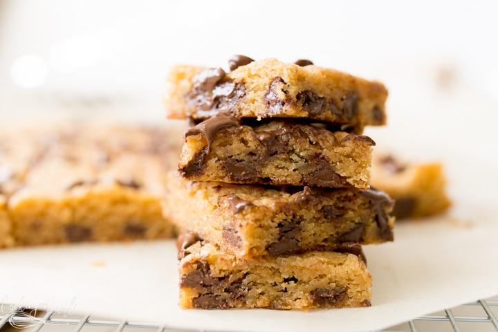 Snack Attack: Blonde Brownies