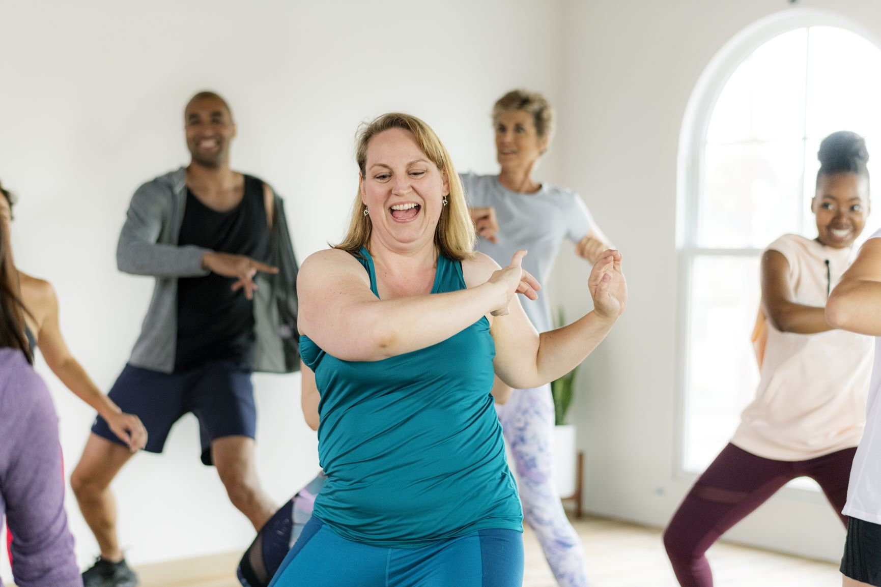 Get Fit With Your Library: Senior Aerobics (online)