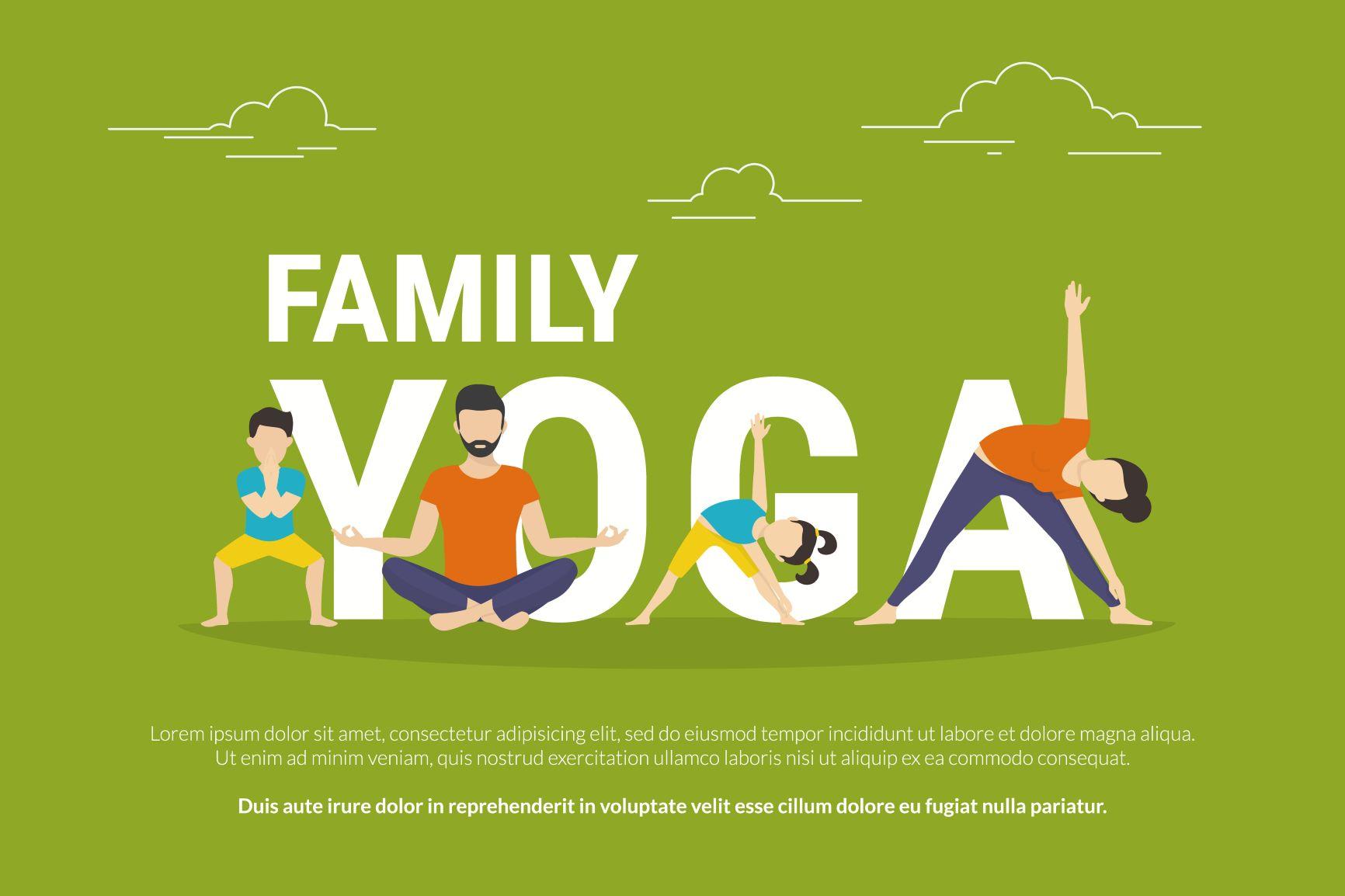 RAIN DATE: Family Yoga OR Gentle Yoga