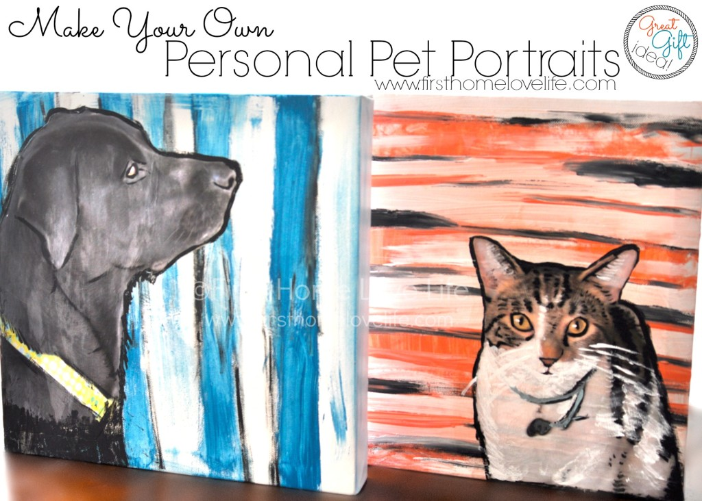 Creative Kids: DIY Pet Portraits - SRP