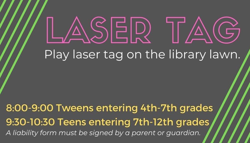Tween Laser Tag! SRP