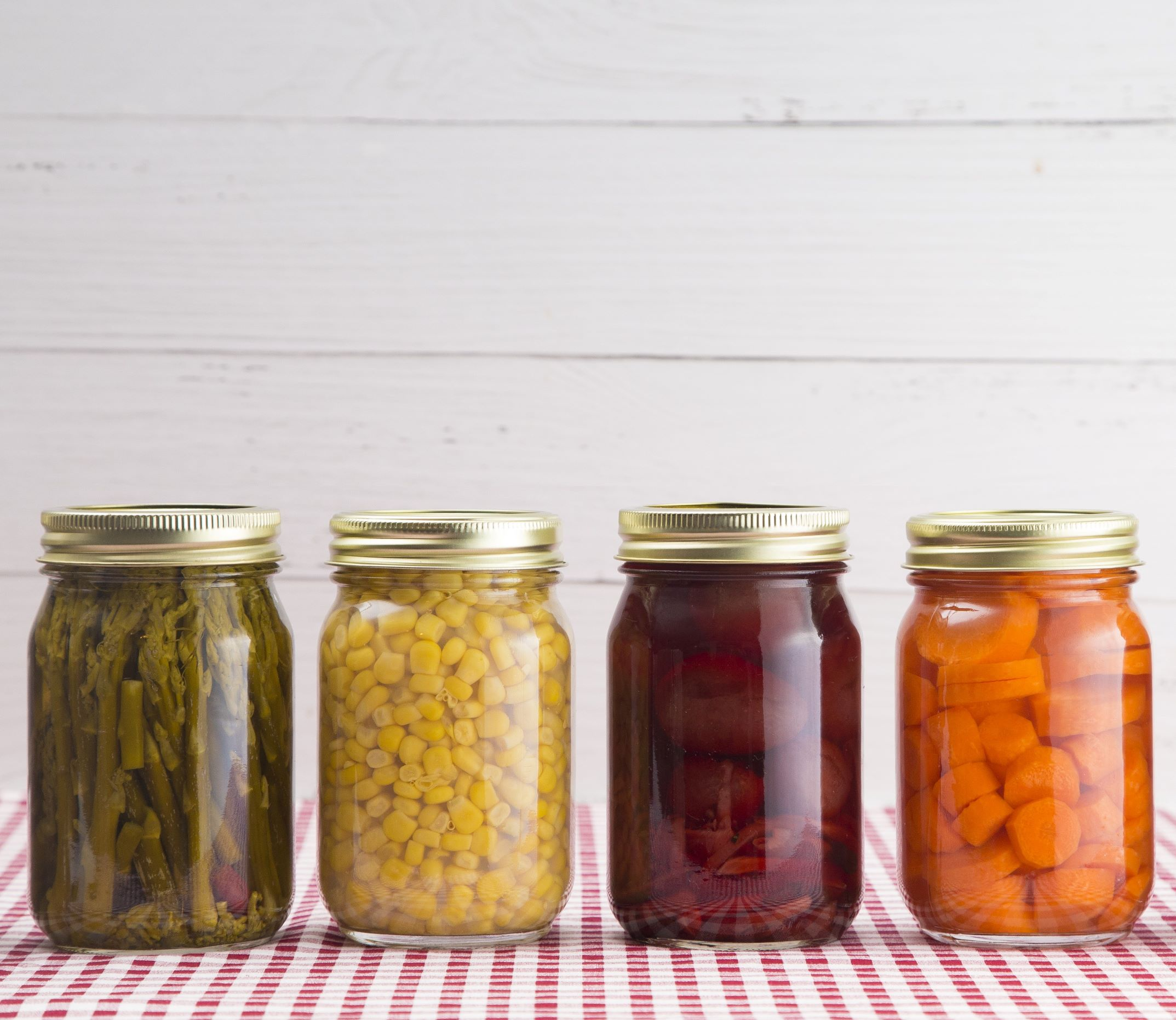 Preserving Fresh Fruits and Vegetables: Pickling, Canning, Freezing & Drying