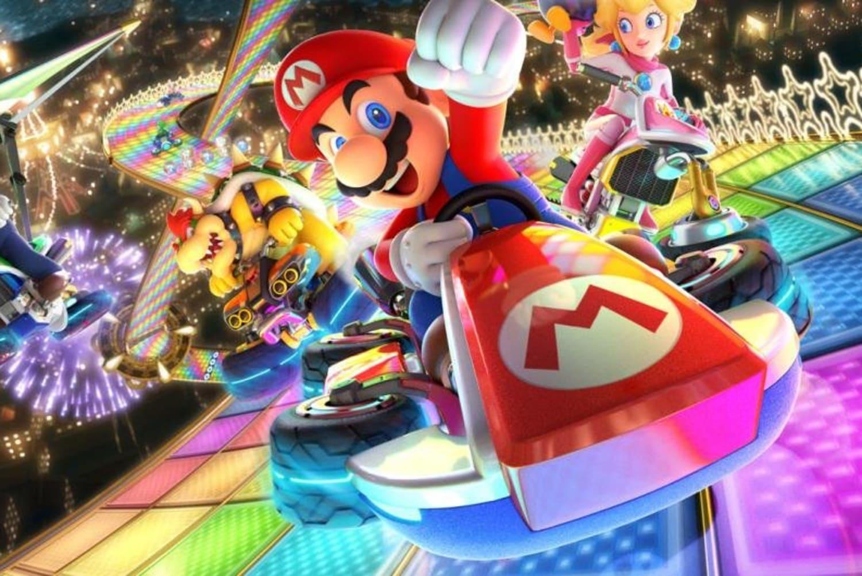 Tween Mario Kart 8 Tournament
