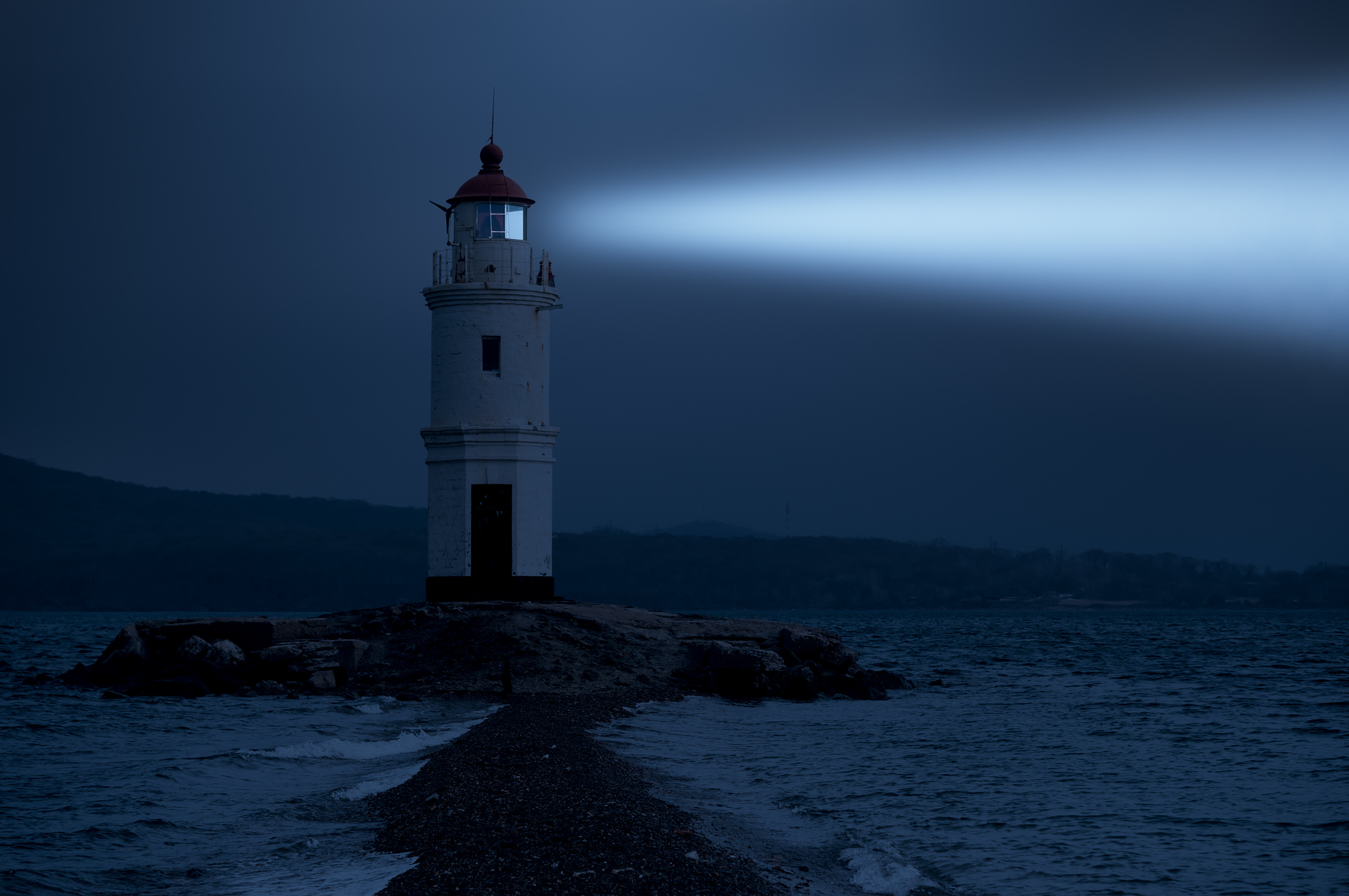Virtual Scary Saturday Series: Haunted Lighthouses of New England.