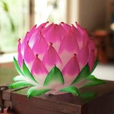 Korean Lotus Lantern Workshop