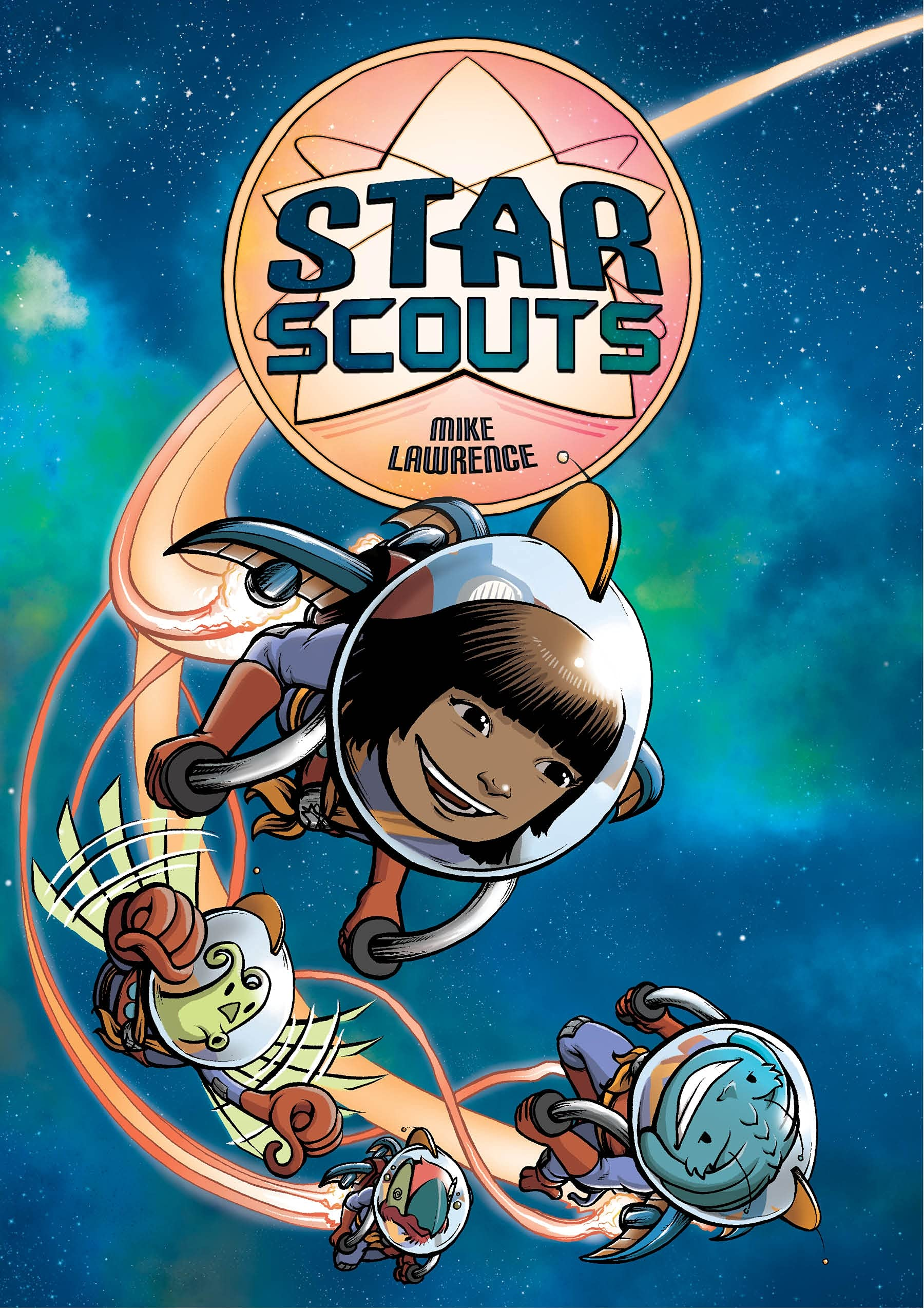 Page Turners: Star Scouts