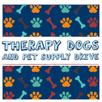 Pet Supply Drive (through Dec. 11)