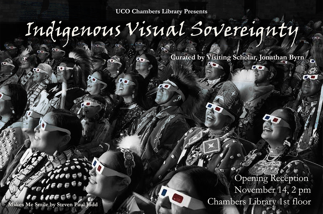 Indigenous Visual Sovereignty Art Exhibtion Opening and Presentation