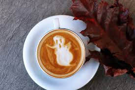 Lattes with Librarians: Spooky Campus Stories (virtual)