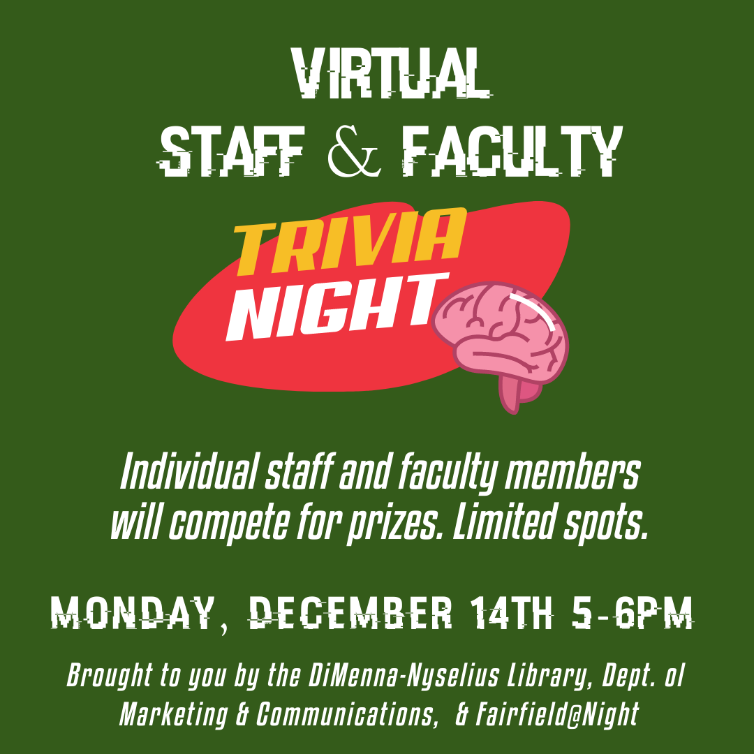 Staff & Faculty Trivia Night  (virtual)