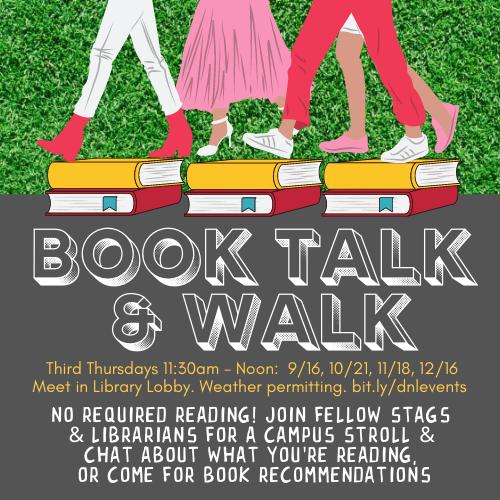 Book Talk & Walk