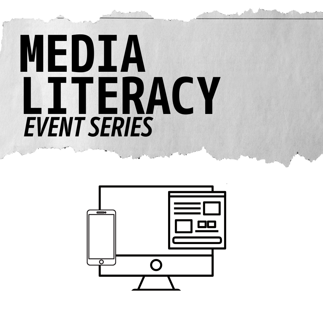 Media Literacy Event: Faculty Research Share (Virtual Faculty & Staff Event)