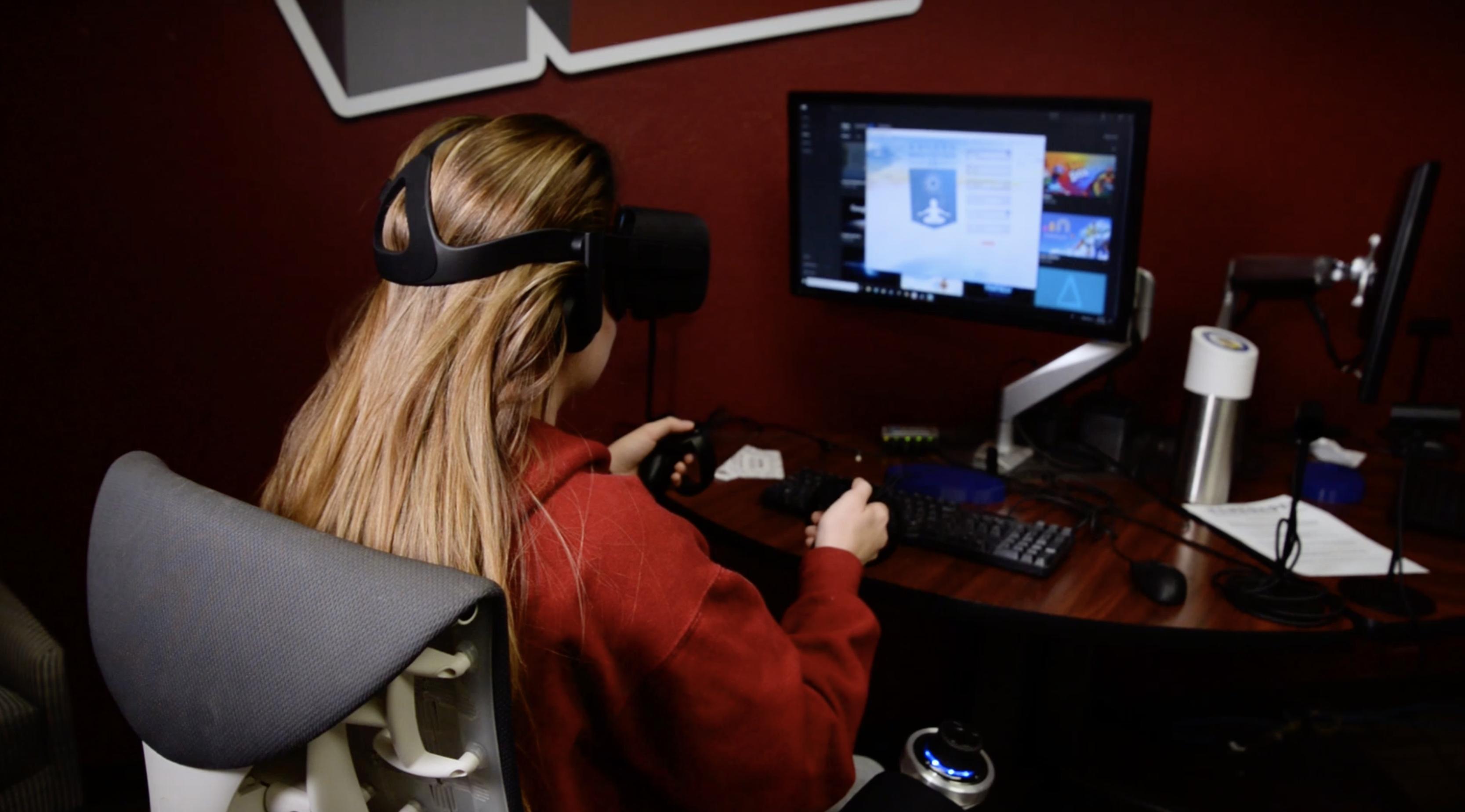 Finals Week VR Guided Meditation