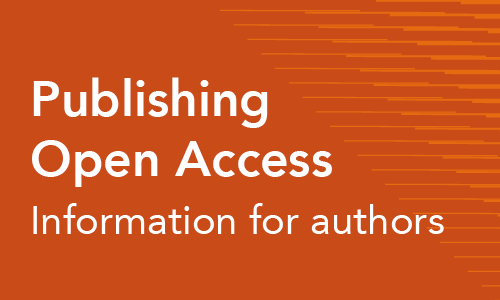 Publishing Open Access with Cambridge Publishing
