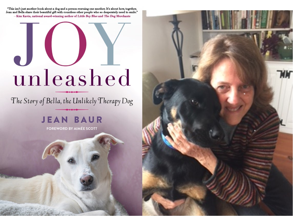 The Gift Of Therapy Dogs: Remembering Bella, Meeting Rudy