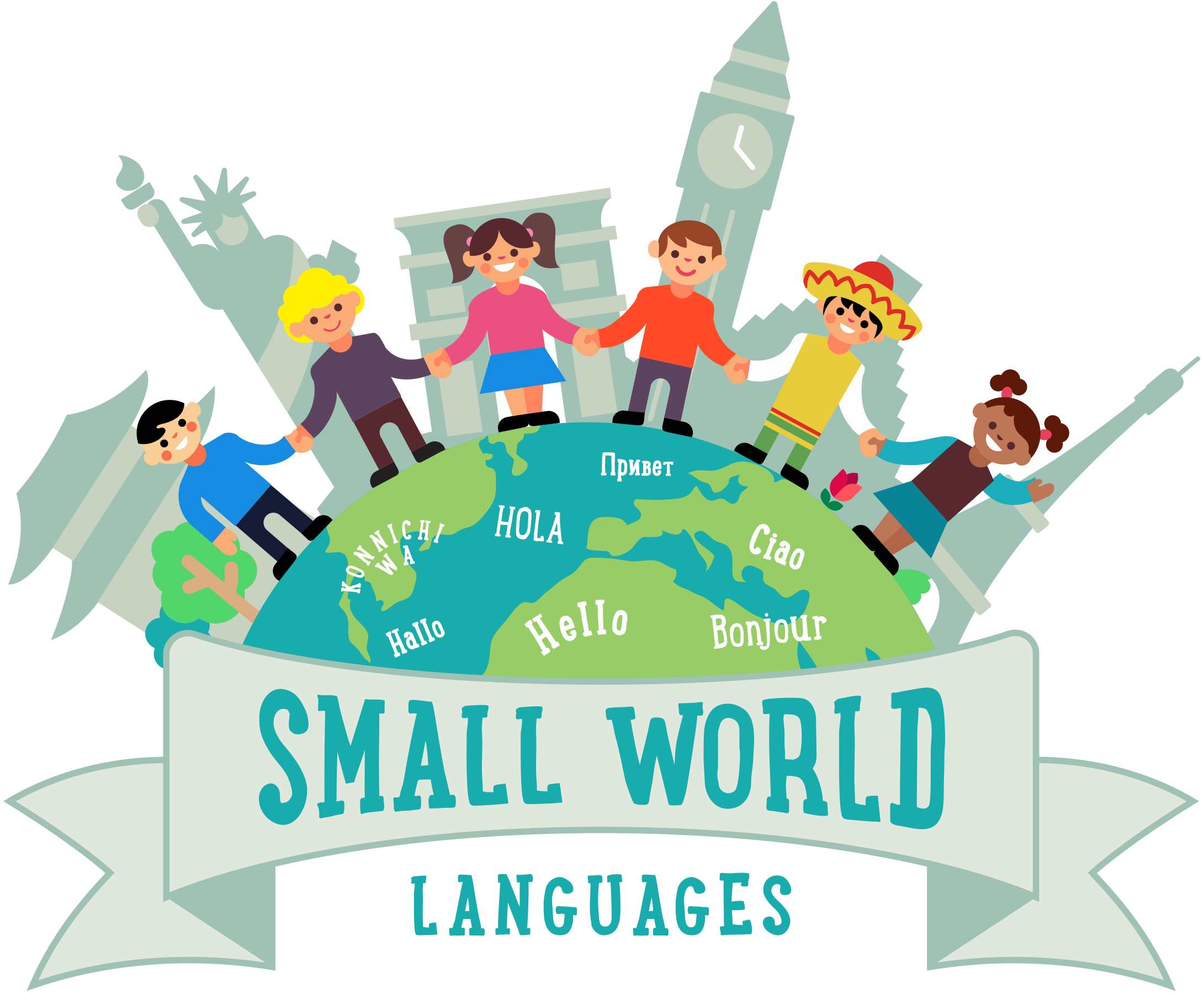 Small World Languages: Signing Time (0-12 months, Registration Required)