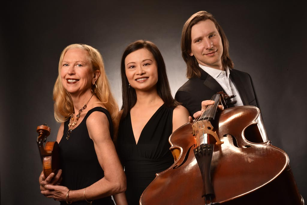 "New World Trio presents ""The Influence of a Woman"""