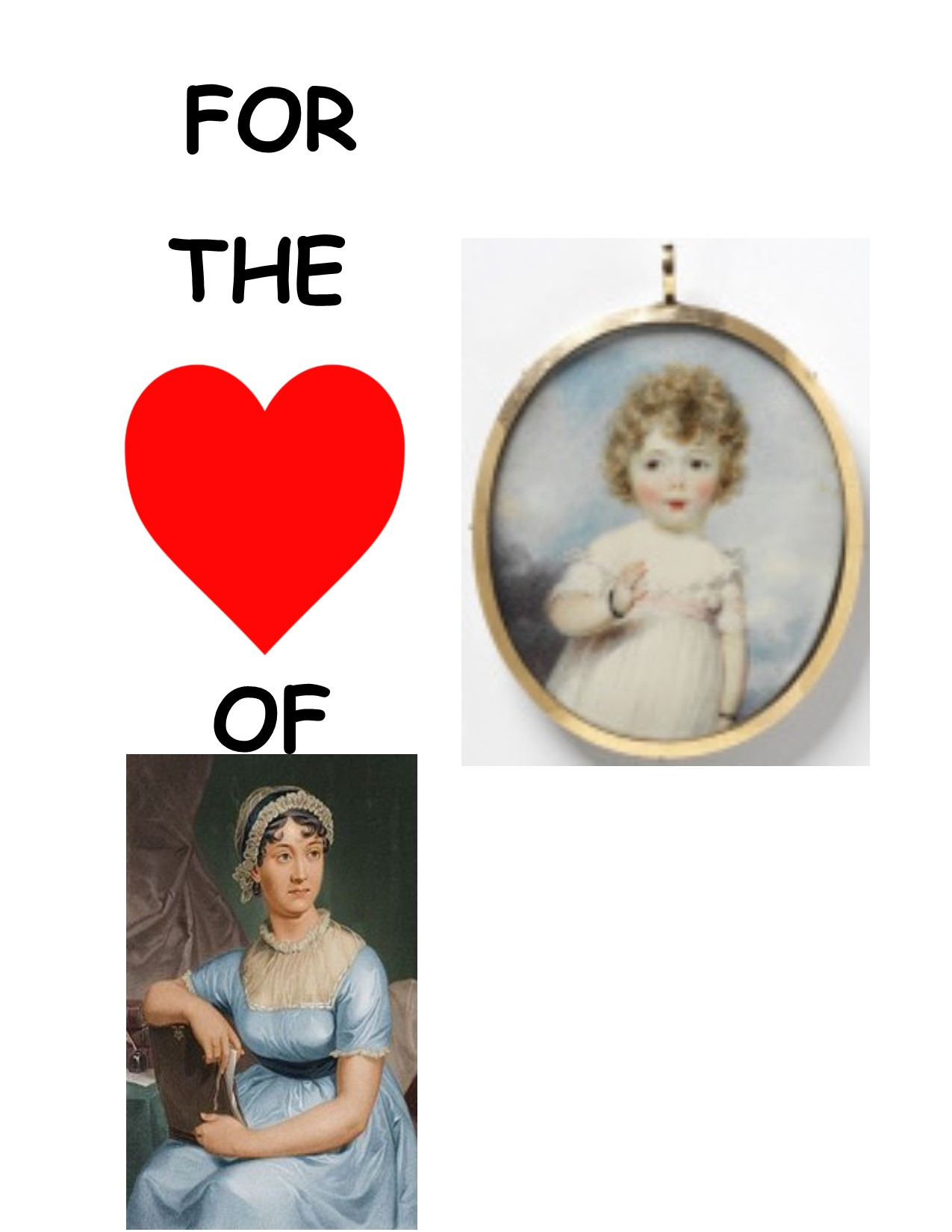Shades of Jane Austen