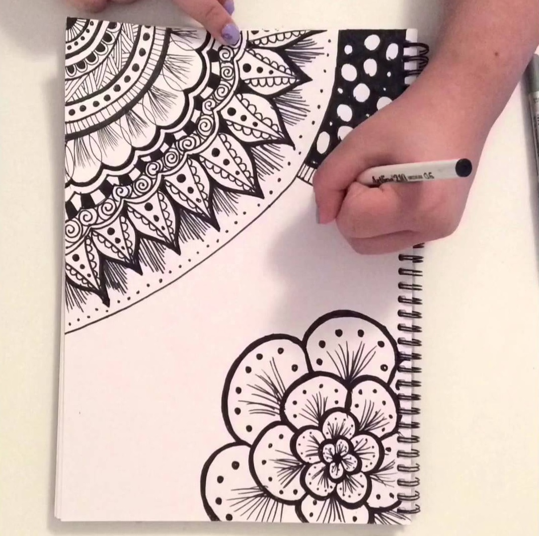 Create Zentangle