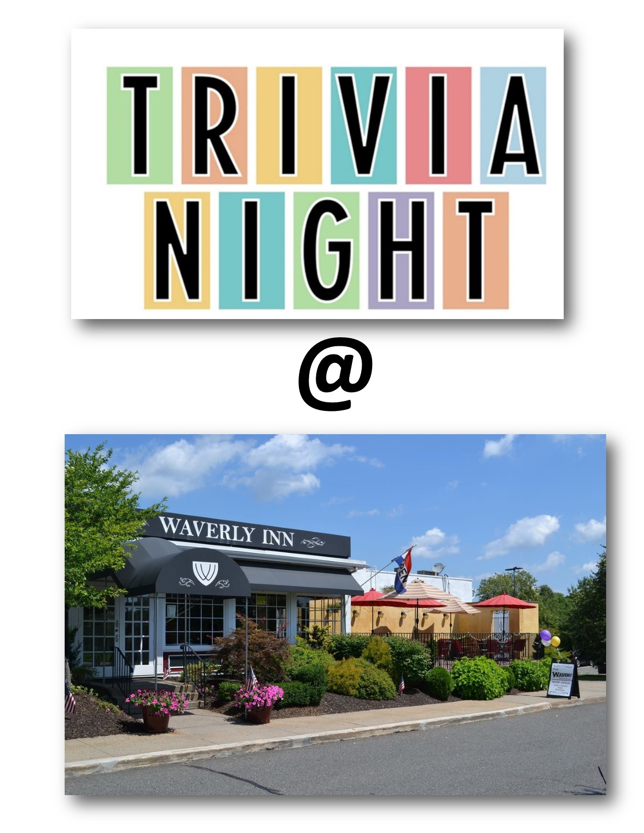 Trivia Night @ The Waverly Inn