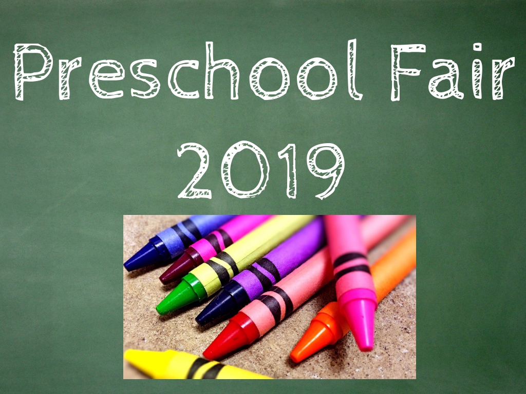 Preschool Fair at Cheshire Public Library (Registration Required)