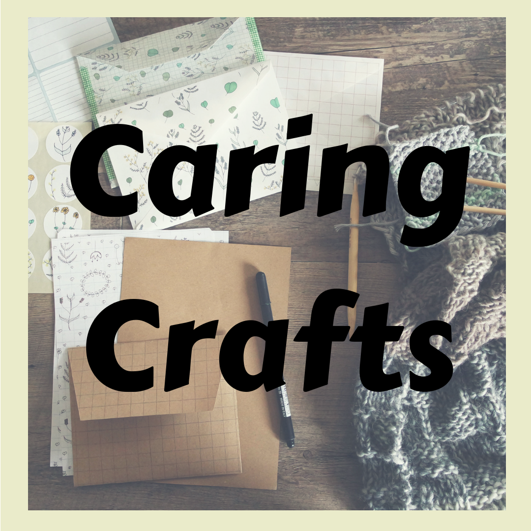 Caring Crafts: Socks for Seniors (K-6)