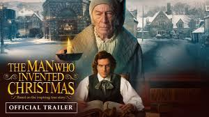 Movie Matinee: The Man Who Invented Christmas