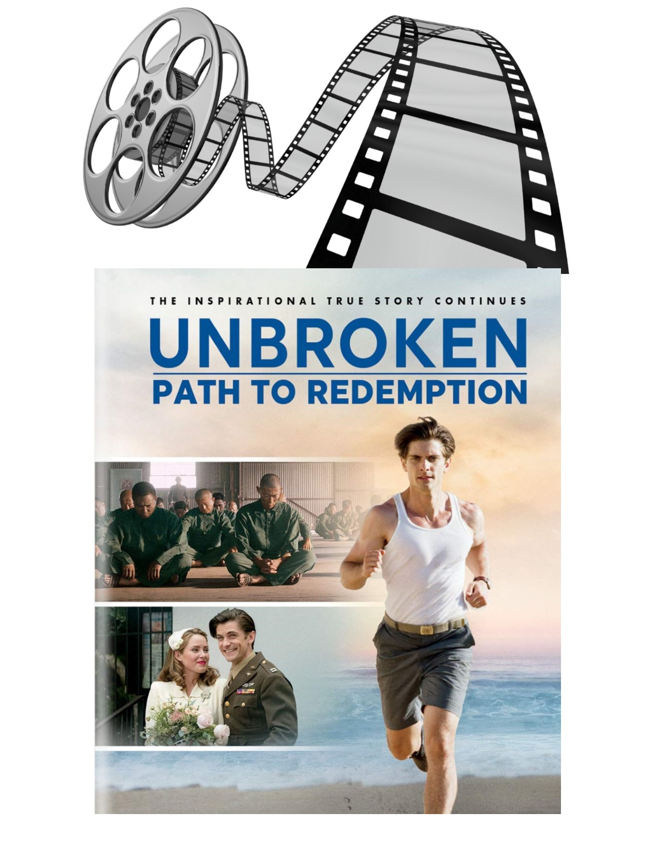 New Movie Thursday ~ Unbroken: Path to Redemption