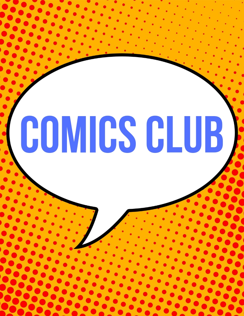 Comics Club: Mighty Jack (Grades 2-5)