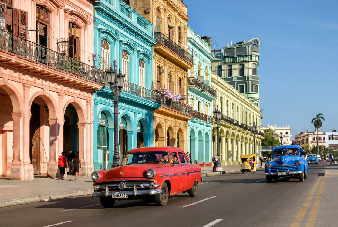 Cuba: More Than Rum And Revolution