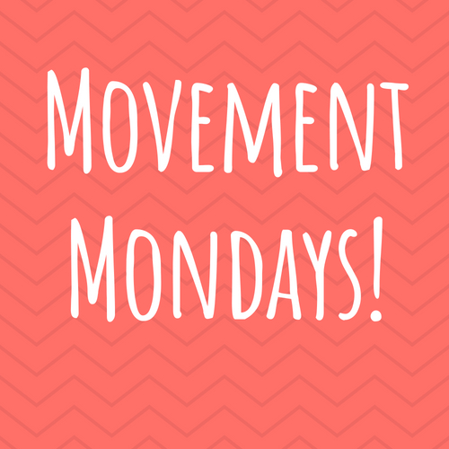 Movement Mondays (Ages 2-5 Tickets Required)