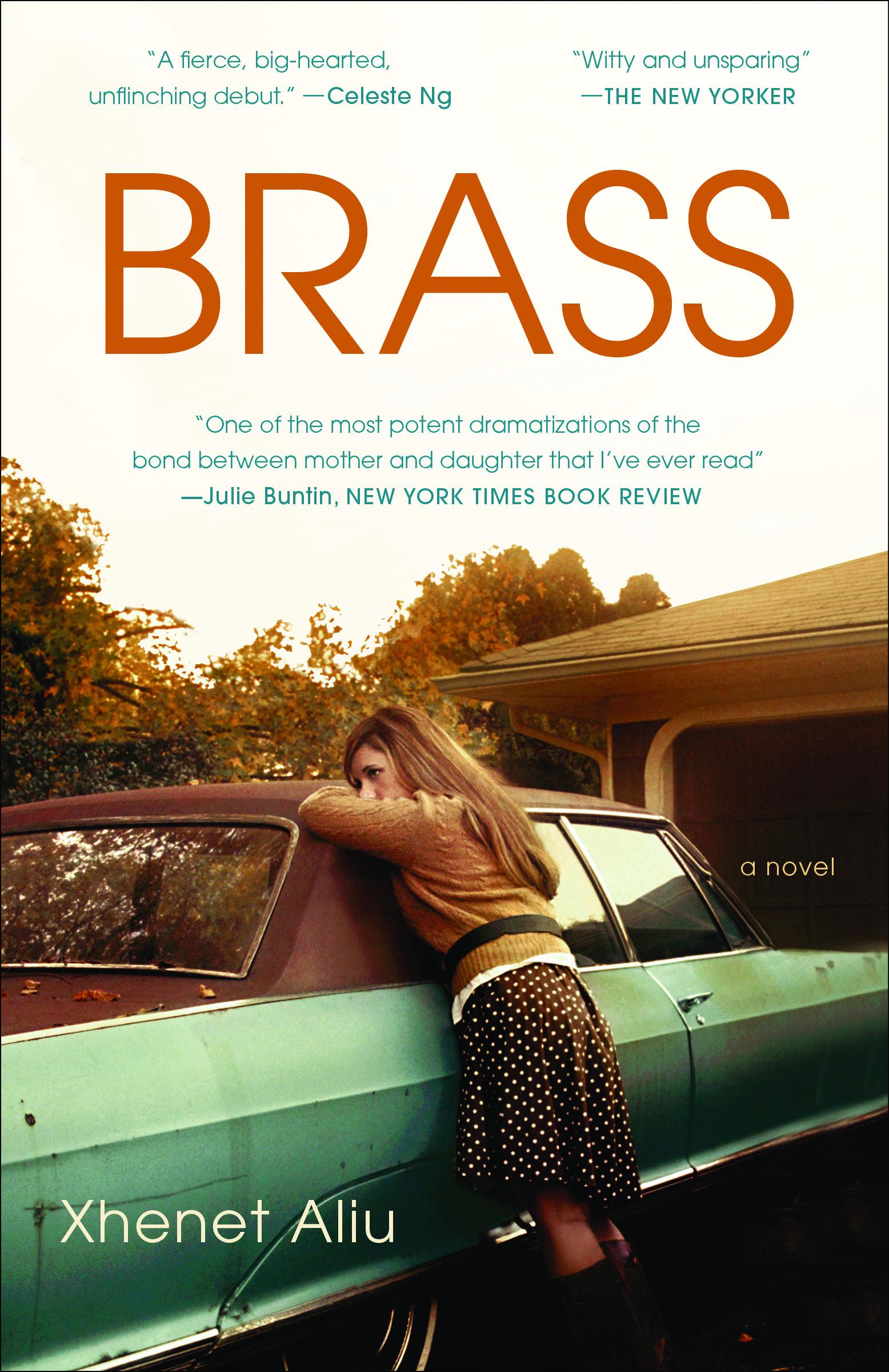 "Author Talk: Xhenet Aliu, author of ""Brass: A Novel"""