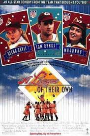 Movie Matinee: A League of Their Own
