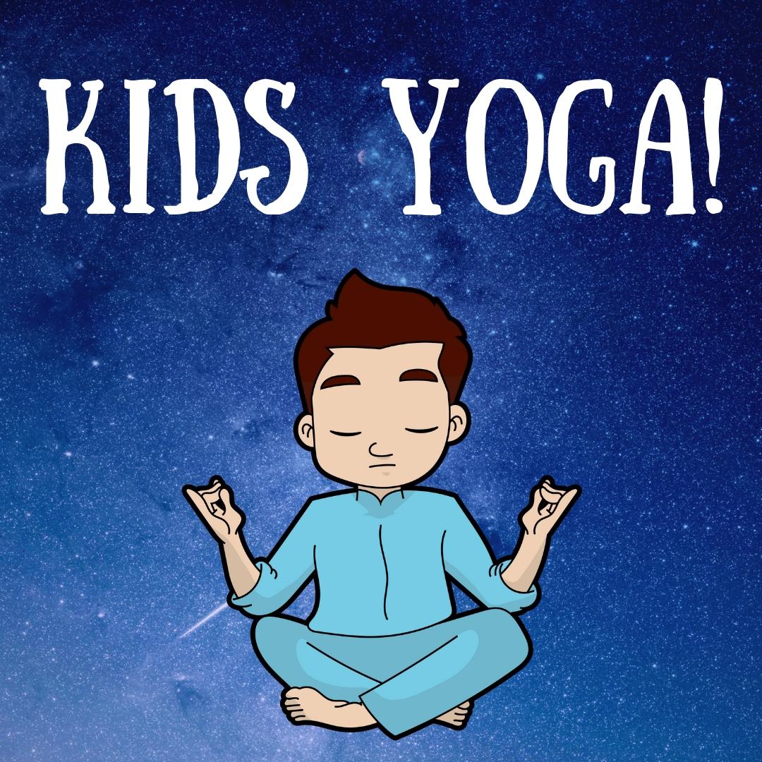 Kids Yoga (K-6)